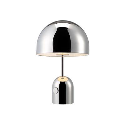 Bell Silver Table Light 圓鐘桌燈(鉻銀)