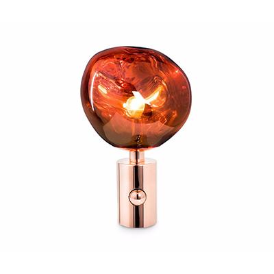 Melt 小宇宙桌燈(紅月)
