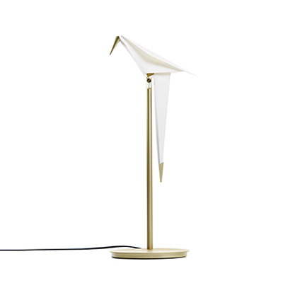 Perch Light Table 棲鳥之姿 桌燈